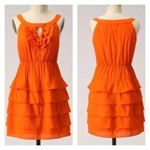 Anthropologie Maeve Terasina Dress